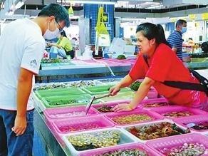 吃海鲜正当时!开渔后斗门海鲜市场有了这些变化