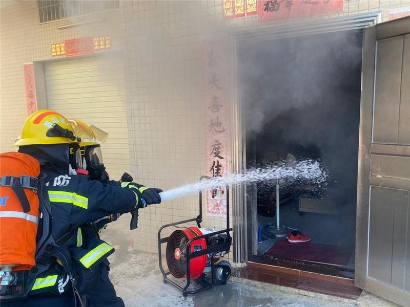 近期高温,珠海发生多起住宅起火事故