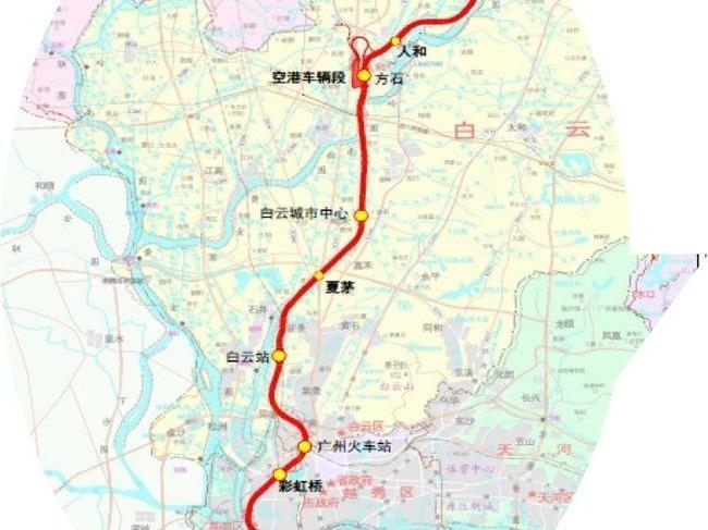 广州市发改委:两条时速160公里城际铁路9月底前计划开工