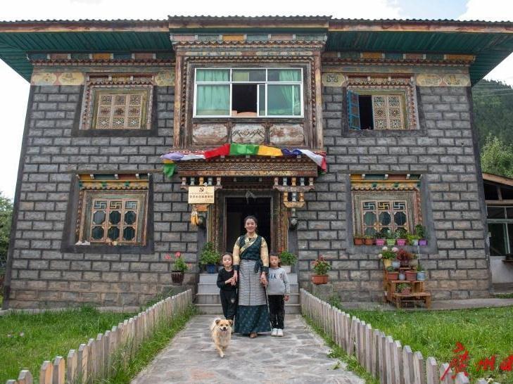 乡村振兴 穗藏同心 雪域高原建起国际特色小镇