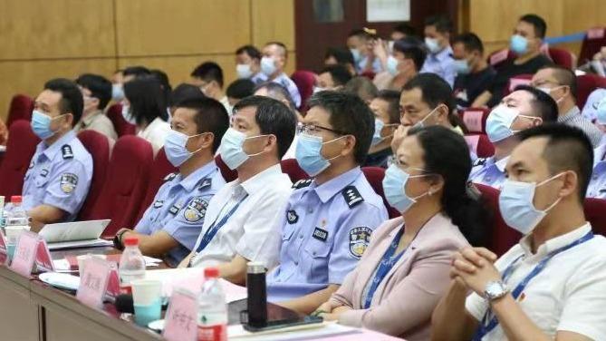 珠海公安、疾控共同成立流调中心 加强疫情联防联控