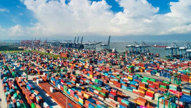 """广州港与鹿特丹港""""千里连线""""再续友好合作"""