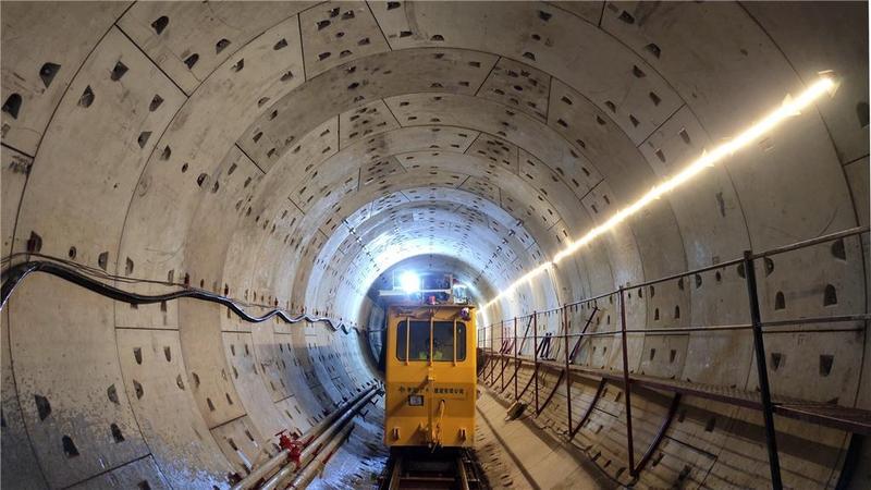 广州今年计划开通的地铁新线,土建工程累计完成超九成