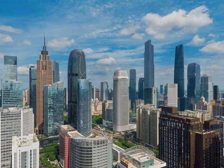 """广州金融发展""""十四五""""规划发布:首次提出建设""""三中心、一标杆、一高地"""""""