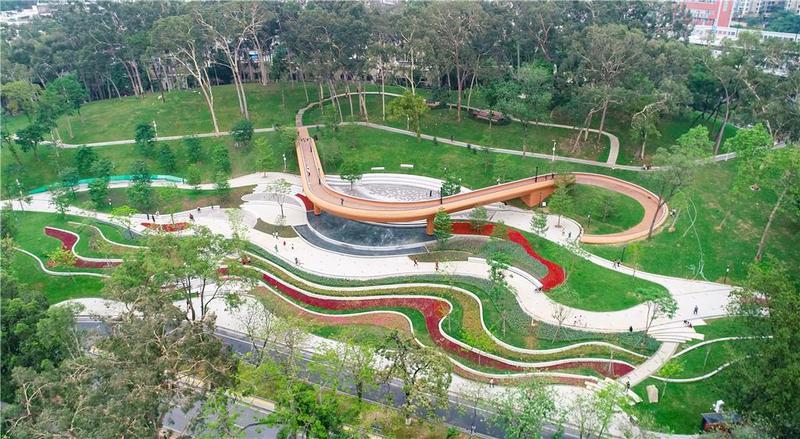 既传统又现代,广州花园正一步步从图纸变为现实
