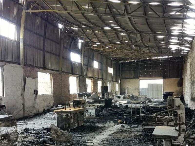 """小榄""""7.28""""火灾原因公布:业主、包工头、施工者3人均失责"""