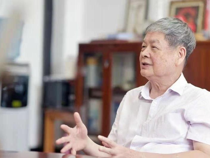 """中科院院士、华南理工大学教授吴硕贤:""""立常志""""比""""早成才""""重要"""