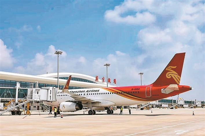 深圳今年新通航5个城市,9月单日吞吐突破11万人次