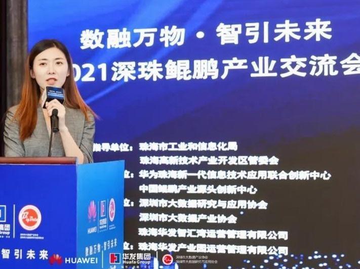 助力资源深度对接!深珠鲲鹏产业交流会在深圳举行