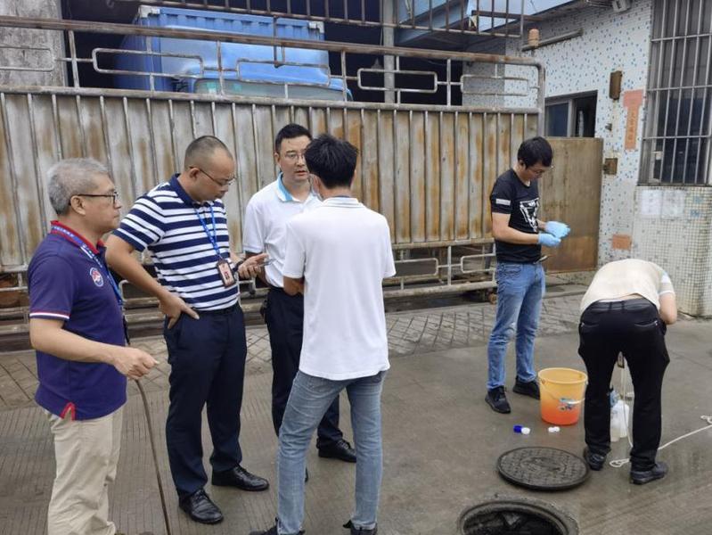 """网格化管理升级,中山黄圃55位""""环保管家""""上线"""