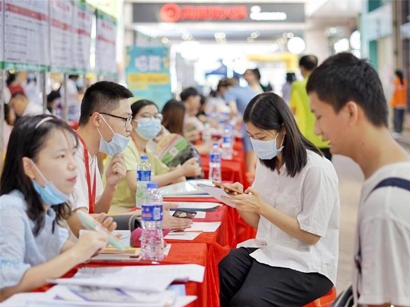 需求超4000人,月薪最高2万,中山举行高校毕业生专场招聘