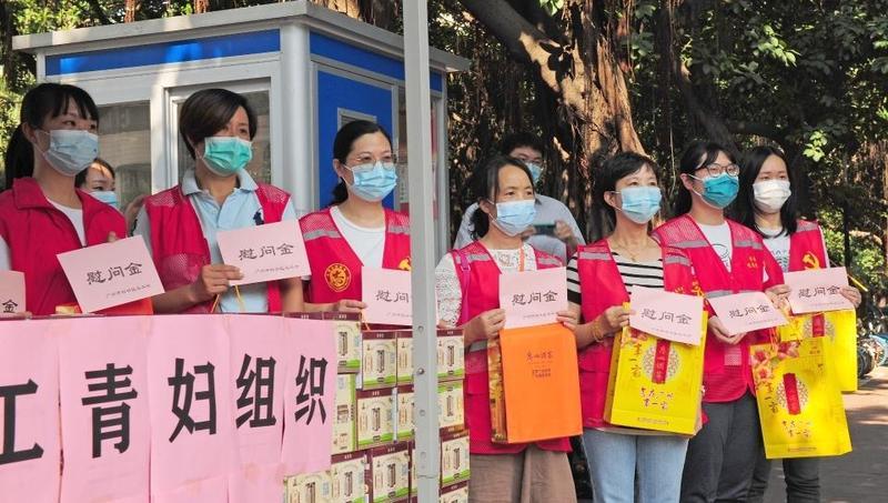 您为大家,我帮您家!广州十项举措关爱防疫一线人员