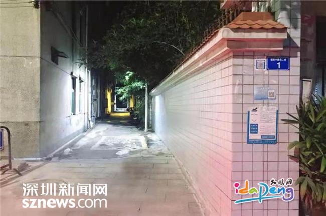 """学史力行解民忧 葵涌抢修路灯""""点亮""""居民出行路"""