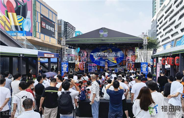会唱歌就有舞台!第七届深圳全民K歌大赛海选进行中