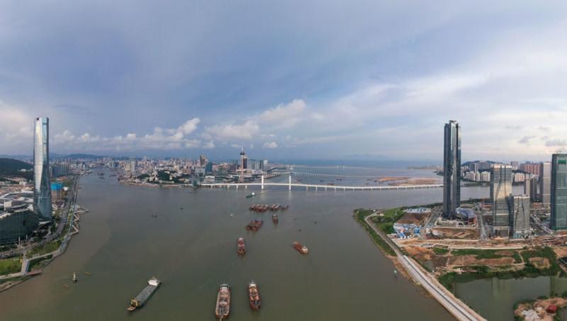 横琴粤澳深度合作区管理机构正式揭牌