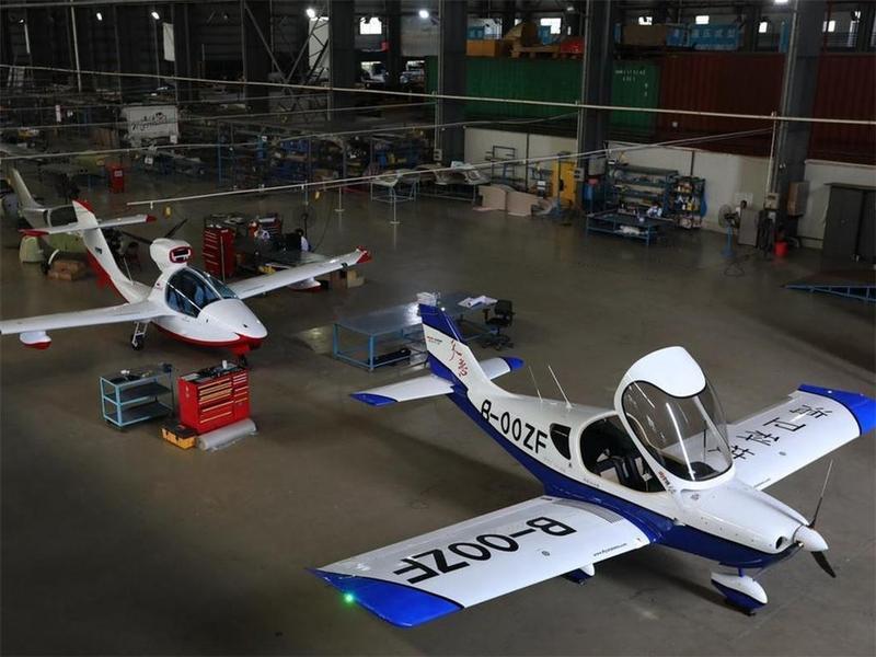 """珠海造小飞机将再次现身航展 新机型""""美人鱼""""将亮相"""