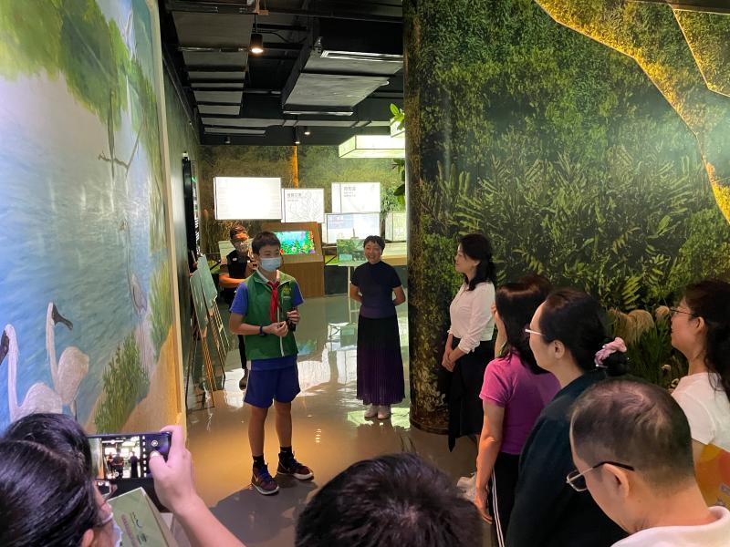 深圳启动2021儿童自然艺术季系列活动  绿色家庭 自然童行