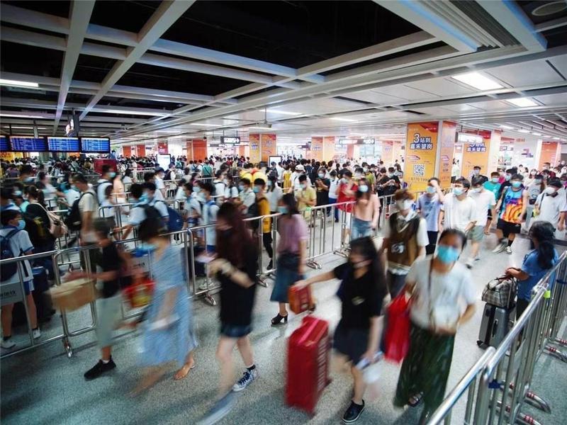 国庆前后这5天 广州地铁将延长收车