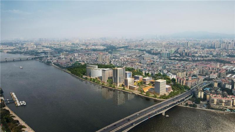 华为广州研发中心首曝光、南沙将建港人子弟学校……万亿投资项目广州启动!