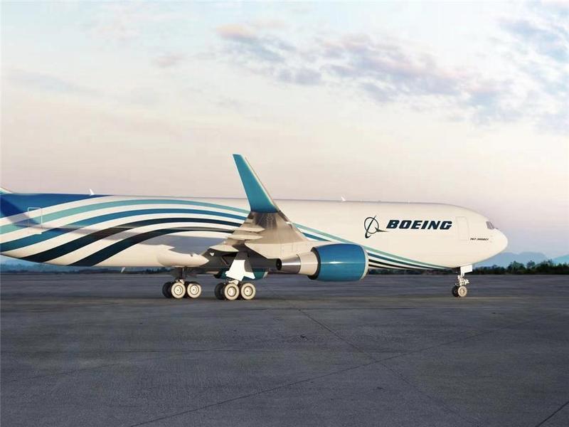 波音宣布明年在广州增设两条767-300BCF改装生产线