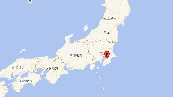 日本东京都经历十年来震感最强地震,多地水管爆裂