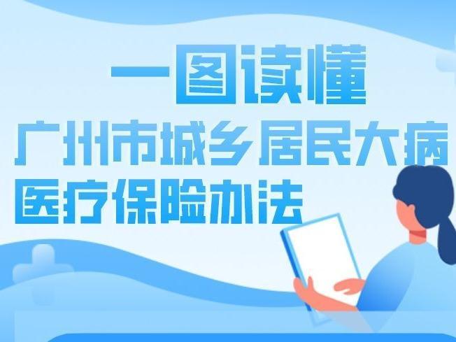 广州医保新规来啦,最新变化一图告诉你