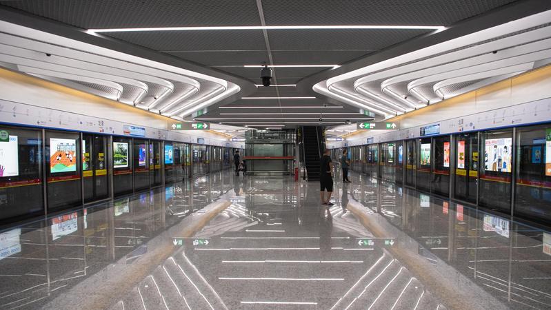 最新!广州10条在建地铁进度出炉!这些线路离开通又近了