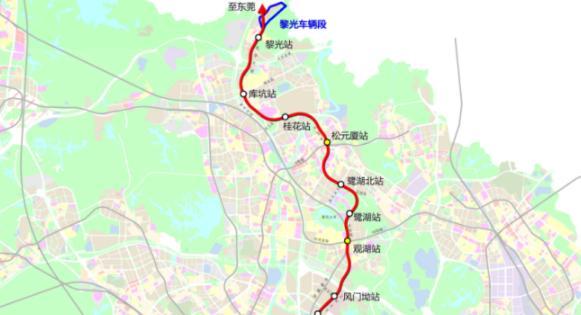 轨道22号线规划披露!深圳中轴将添市域快线,未来或将延伸至东莞