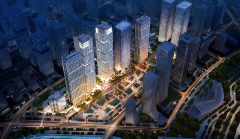 深圳:已建成411公里地铁线网 将建设约2000公里的轨道交通