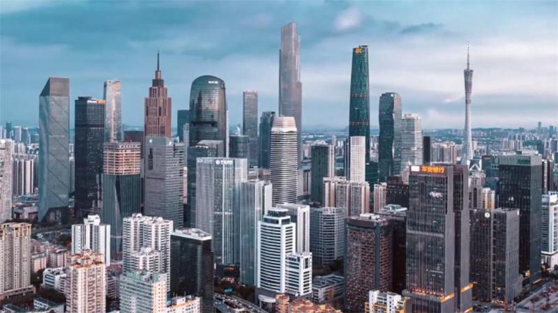 全球首发!广州发布全新城市形象宣传片《花开广州 幸福绽放》