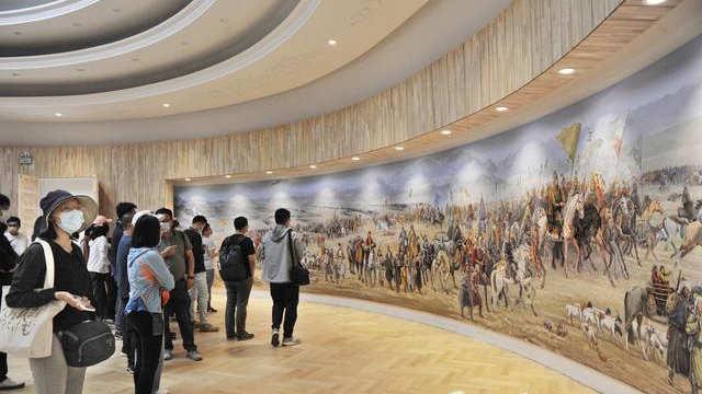 """""""新疆是个好地方""""对口援疆19省市非物质文化遗产展开幕"""