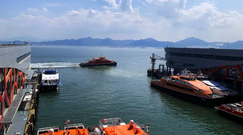 今日起 深圳至珠海、中山等地航线恢复正常运营