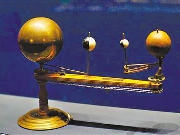 150件/套各类航海文物在广州海事博物馆展出