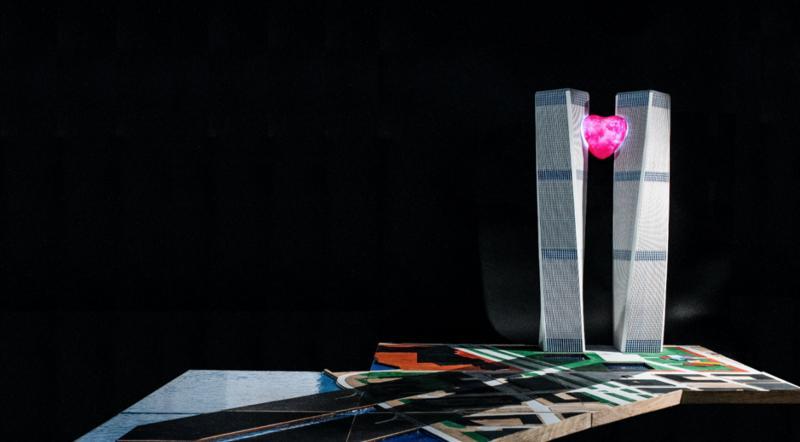 走进意大利传奇设计师加埃塔诺·佩谢奇想世界 这个展览系亚洲首展