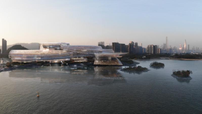深圳歌剧院项目用地已获批准 今年将启动建设