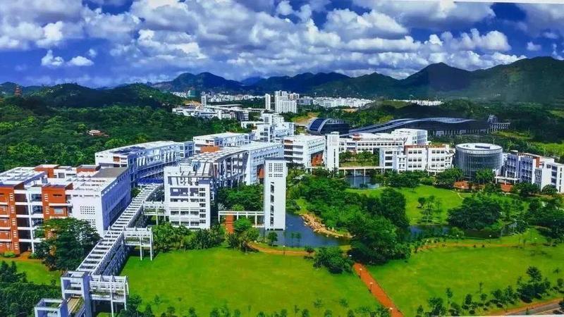 规划印发实施!西丽湖国际科教城建设,令人期待!
