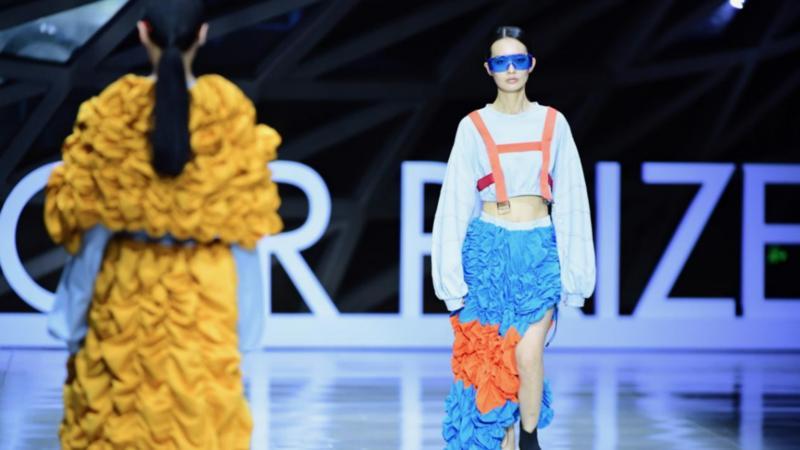 时尚点燃创意激情!YINGER PRIZE全球新锐女装设计师邀请赛总决赛举行