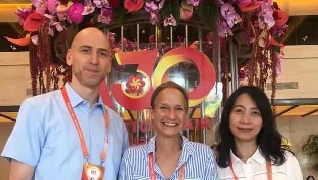 广交会:海外零售巨头青睐中国市场