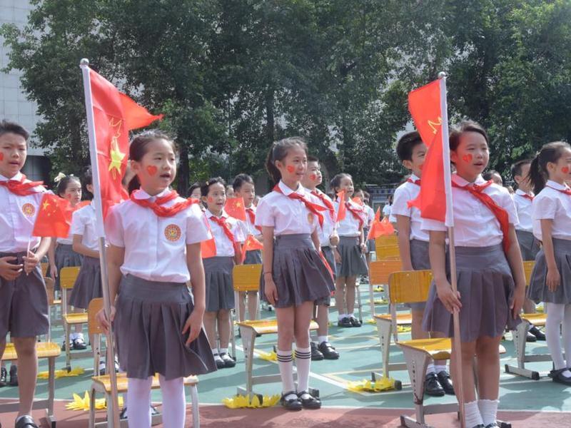 红领巾在飘扬!天河区举行纪念少先队建队72周年主题队日活动