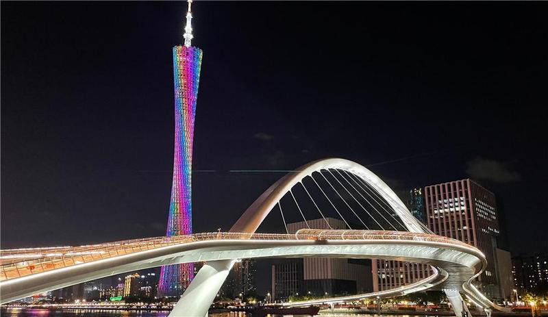 """""""好美!""""是什么让国内外桥梁大咖齐聚广州这里,发出赞叹连连?"""