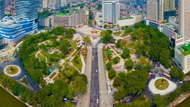 """越秀将全面建成广州""""老城市新活力创新发展示范区"""""""