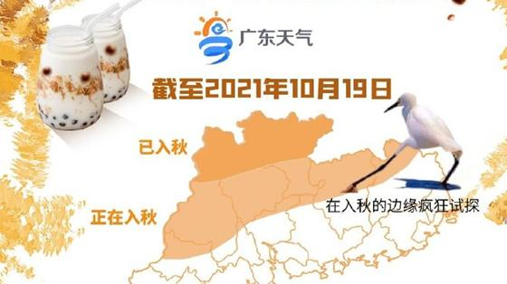 """下一波冷空气即将""""发货"""",这次深圳能成功入秋吗?"""