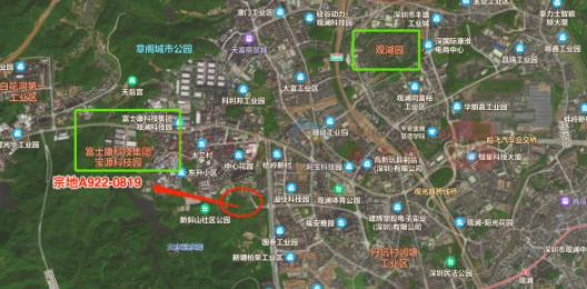 定了!华为将在龙华建60万㎡厂房,位置曝光 使用年限30年