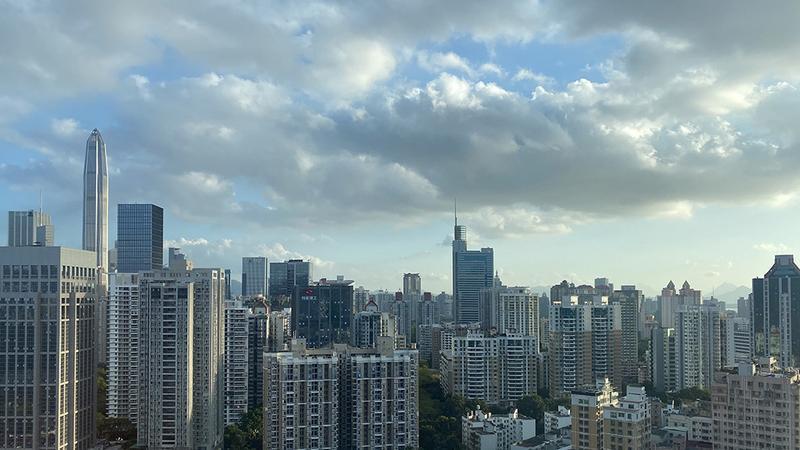 新一股冷空气今晚入粤 22日深圳气温显著下降阴凉伴小雨