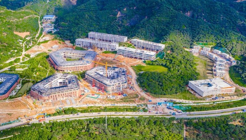 东莞市松山湖新蓝图:打造具全球影响力的科学城