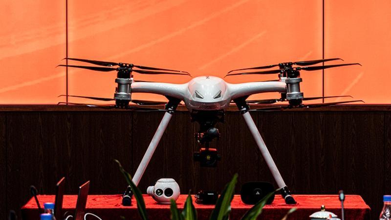 """无人机巡航监测救援 深圳高速公路调度中心真的""""上天""""了"""