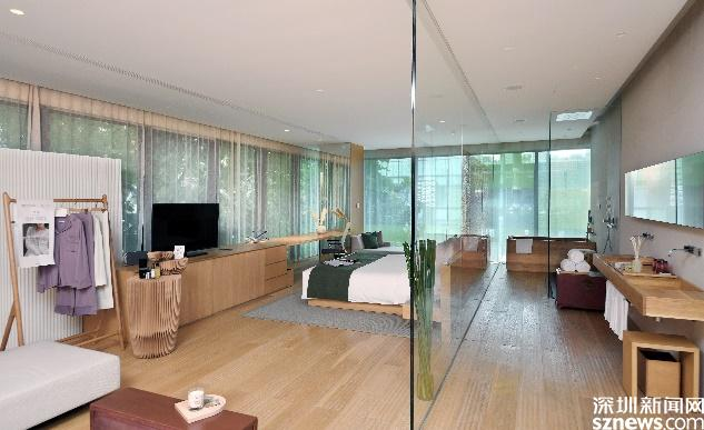 北京上海成都三地居舍携手NEIWAI内外与10/10 HOPE 打造城市睡眠疗愈限时主题房间