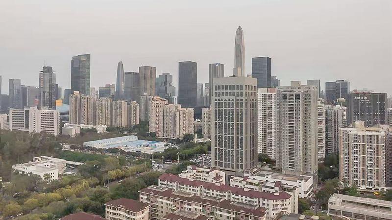 48小时降温7.3℃!深圳今晨最低气温为1995年以来同期第二低