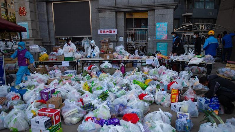 北京昌平:高风险地区进行封控管理