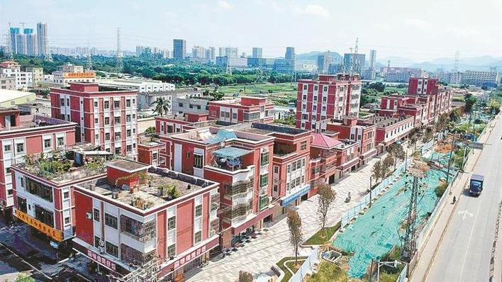 """从""""面子""""美到""""里子"""" 石井街道以文明城市创建推动城区品质提升"""